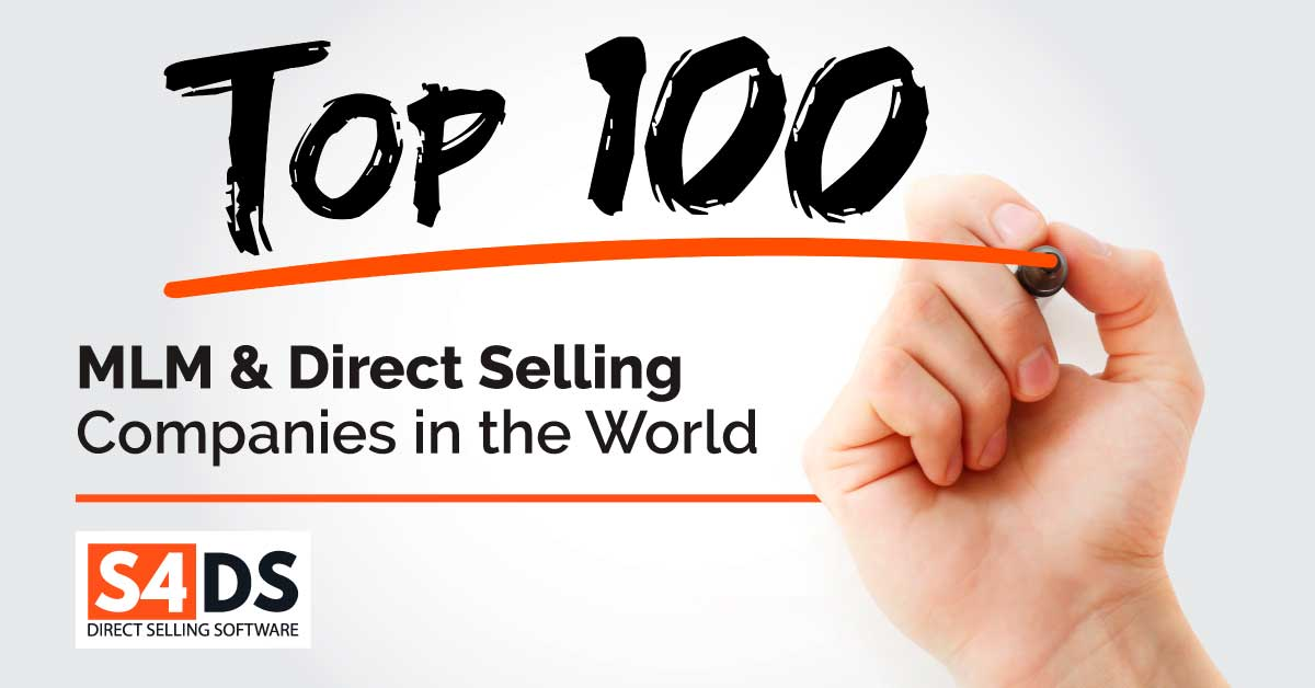 Top100 MLM and Direct Selling Companies