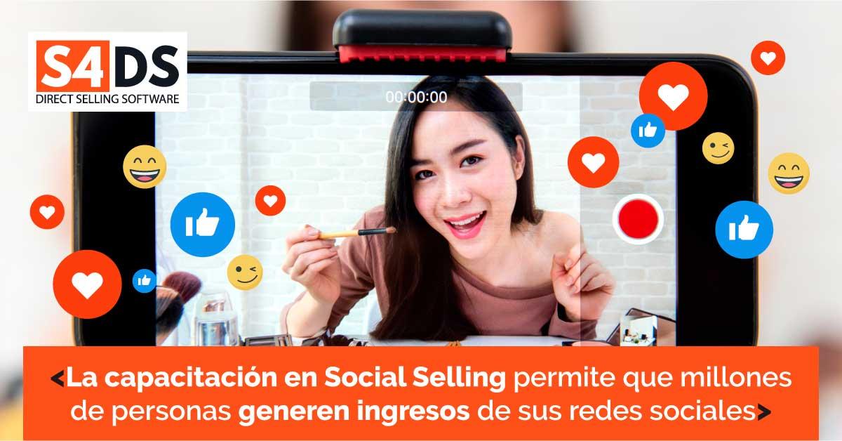 Capacitación en Social Selling